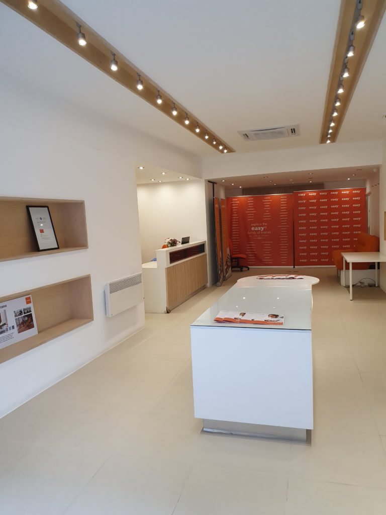 2.easyhub reception