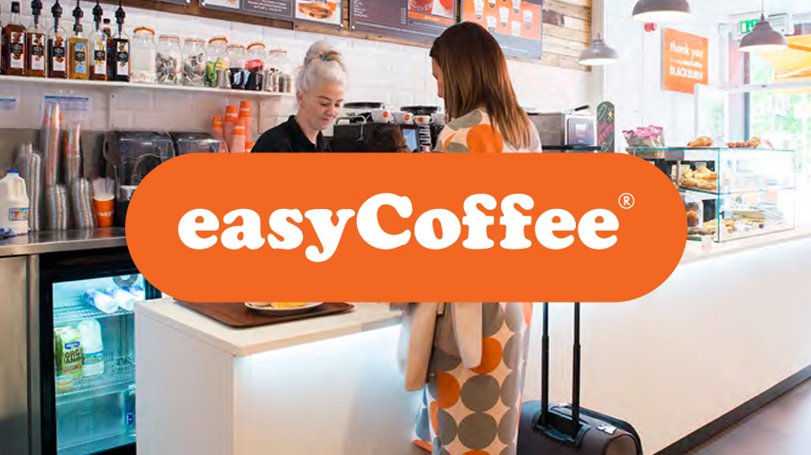 easyCoffee at easyHub Chelsea