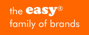 Part of the easy family of brands